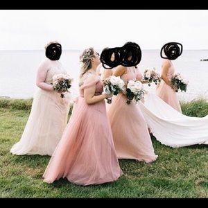 e8e4f7dc2f Dresses | Revelry Rosalie Tulle Convertible Dress | Poshmark